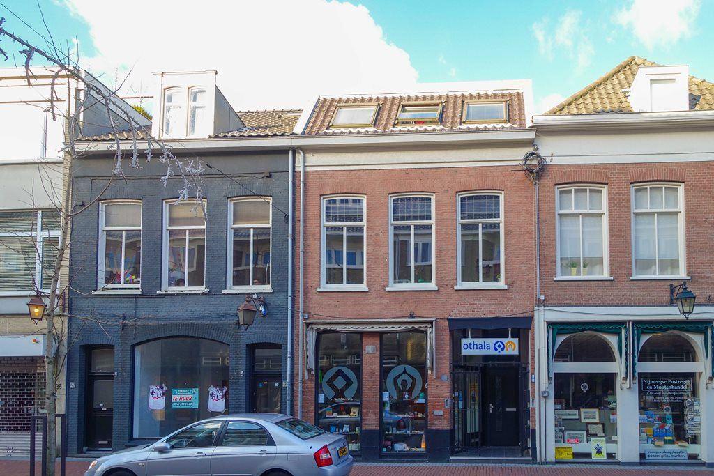 Van Welderenstraat Nijmegen