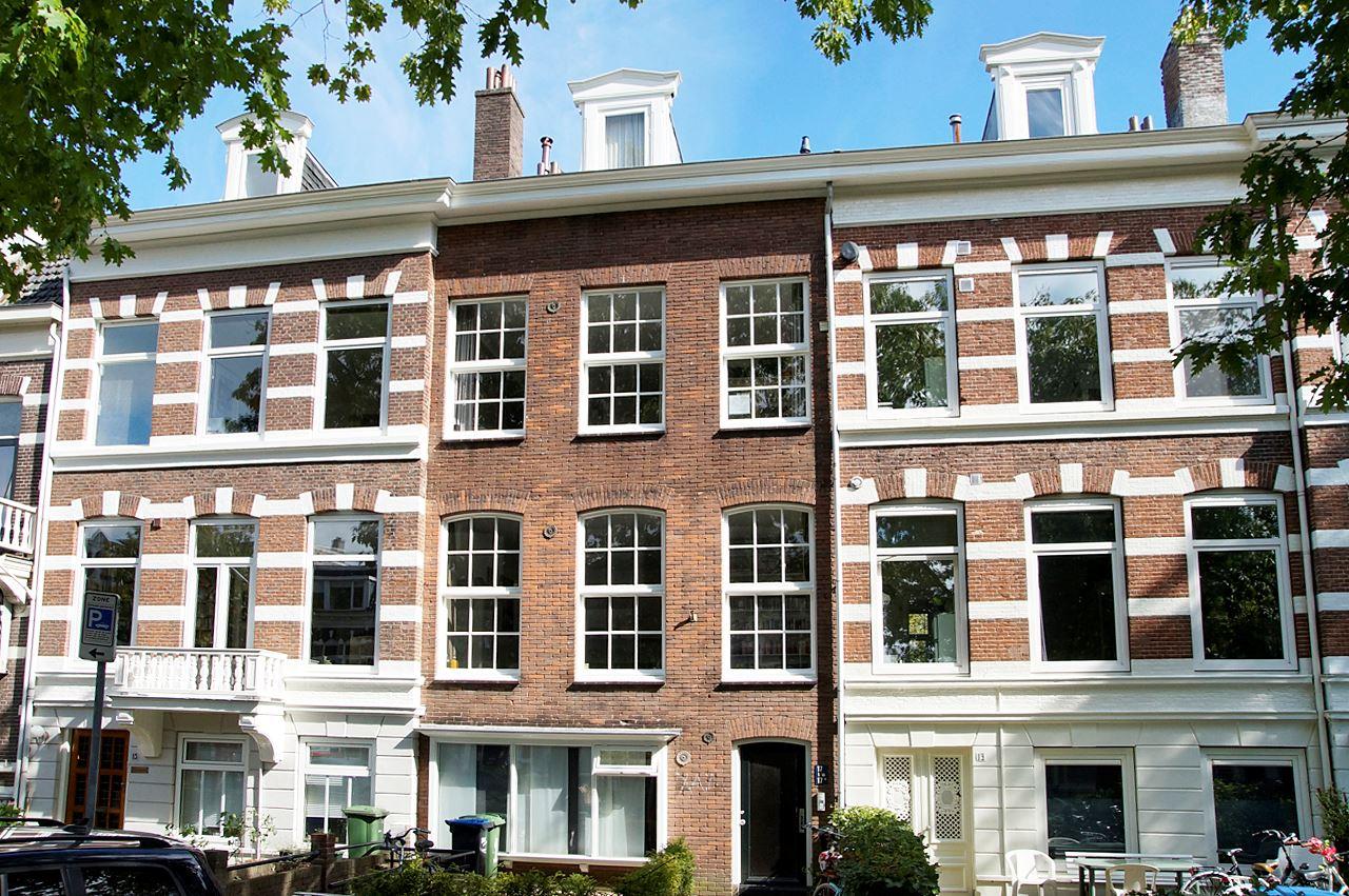 Mr. Franckenstraat Nijmegen