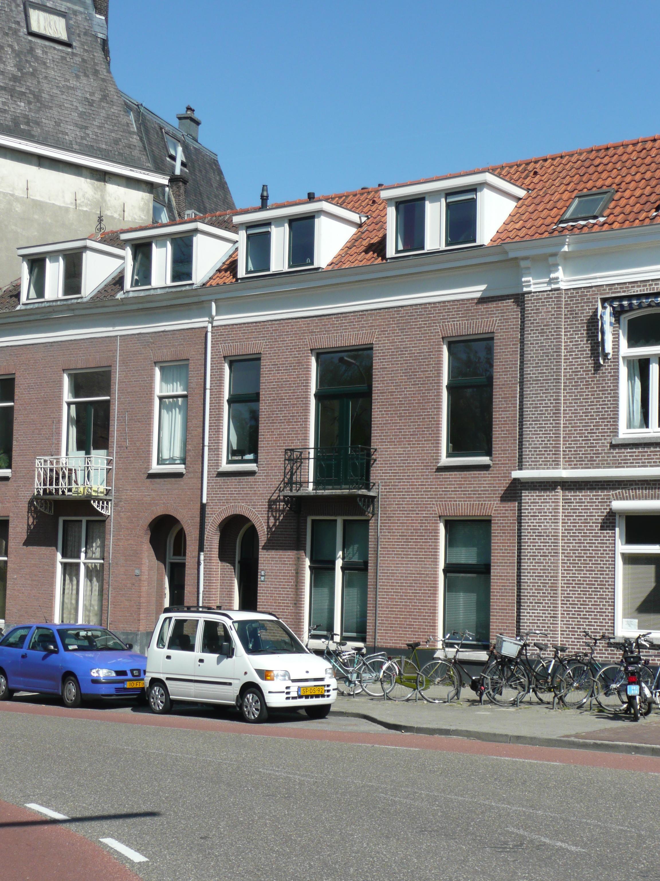 Parkweg Nijmegen